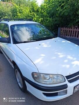 Opel Omega B, 1997 г.