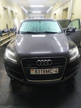 Audi Q7 4L, 5 мест, 2009 г.