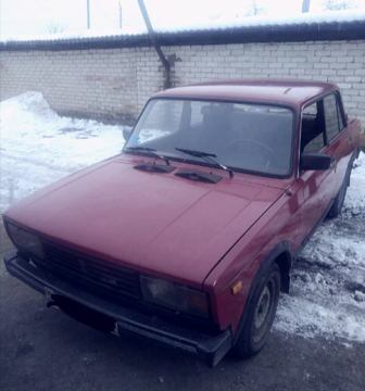 Lada (ВАЗ) 2105, 1995 г.