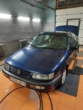 Volkswagen Passat B4, 1996 г.