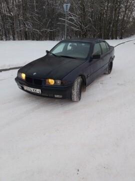 BMW 3 серия E36, 1994 г.