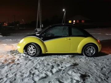 Volkswagen Beetle A4, 1999 г.