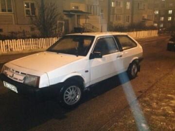 Lada (ВАЗ) 2108, 1987 г.