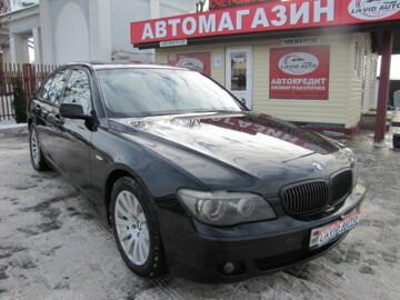 BMW 7 серия E66 (Long), 2005 г.