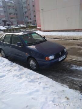 Volkswagen Polo III, 1997 г.
