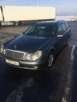 Mercedes-Benz E-Класс W211, S211, 2005 г.