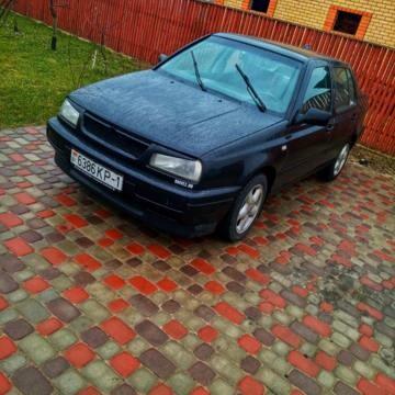 Volkswagen Vento, 1997 г.