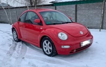 Volkswagen Beetle A4, 1998 г.