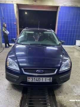 Ford Focus II, 2006 г.
