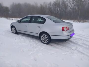 Volkswagen Passat B6, 2005 г.