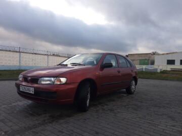 Nissan Almera I (N15), 1997 г.