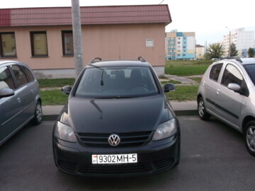 Volkswagen Golf Plus I, 2008 г.