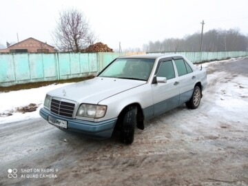Mercedes-Benz E-Класс W124, S124, C124, A124, 1995 г.