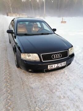 Audi A6 C5, 2003 г.
