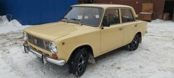 Lada (ВАЗ) 2101, 1986 г.