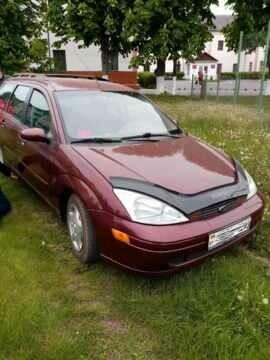 Ford Focus I, 2001 г.