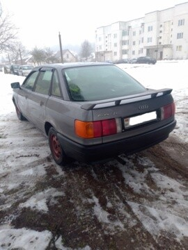 Audi 80 B3, 1990 г.