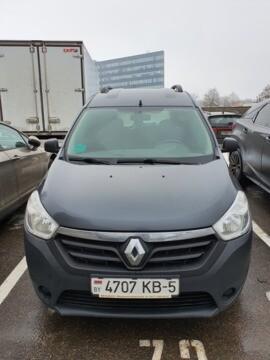 Renault Dokker, 2013 г.