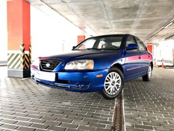 Hyundai Elantra XD2, 2004 г.
