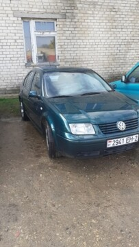 Volkswagen Bora, 1998 г.