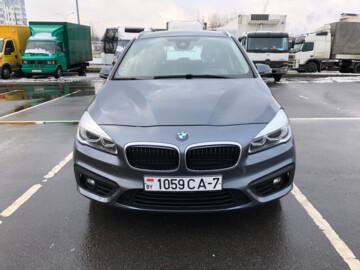 BMW 2 серия Gran Tourer, 7 мест, 2016 г.