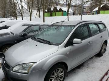 Ford Focus II, 2005 г.