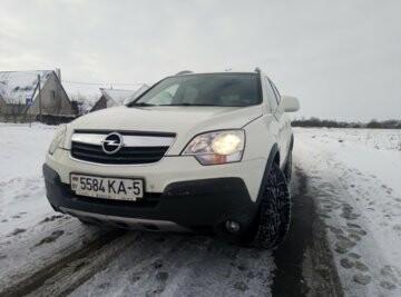 Opel Antara I, 2009г.