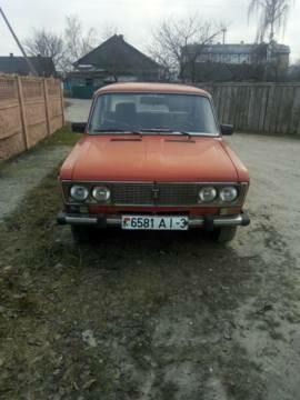 Lada (ВАЗ) 2106, 1980 г.