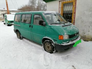 Volkswagen Transporter T4, 1998 г.
