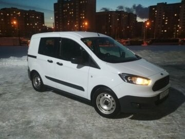 Ford Tourneo Courier, 2017 г.