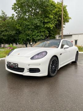 Porsche Panamera 970 · Рестайлинг, 2013 г.