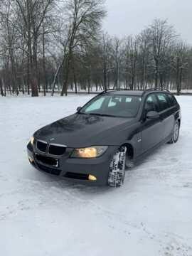 BMW 3 серия E90, E91, E92, E93, 2006 г.