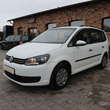 Volkswagen Touran II, 5 мест, 2014 г.