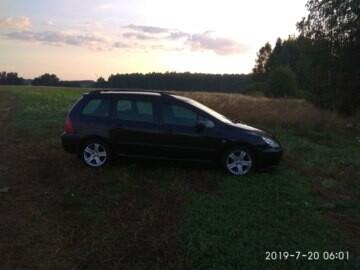 Peugeot 307 I, 2003 г.