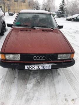 Audi 80 B2, 1980 г.