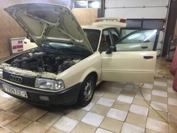 Audi 80 B3, 1989 г.