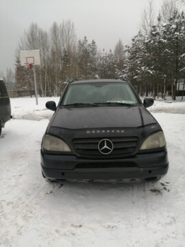 Mercedes-Benz M-Класс W163, 7 мест, 2000 г.