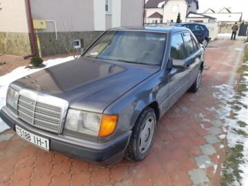 Mercedes-Benz E-Класс W124, S124, C124, A124, 1992 г.