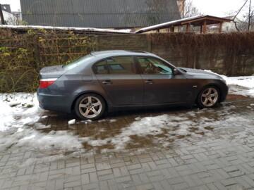 BMW 5 серия E60, E61, 2008 г.
