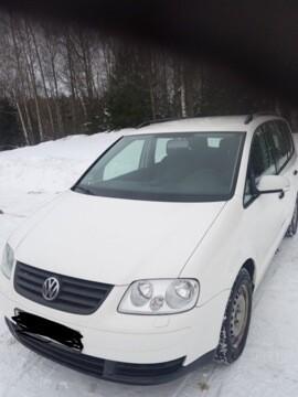Volkswagen Touran I, 2006г.