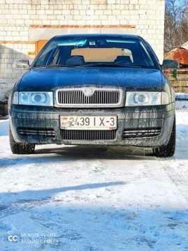 Skoda Octavia I · Рестайлинг, 2001 г.
