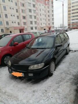 Opel Omega B, 1996 г.