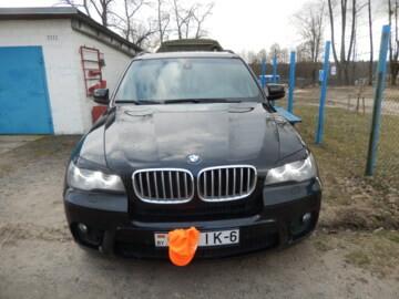 BMW X5 E70, 5 мест, 2011 г.