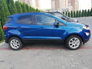Ford EcoSport, 2019 г.