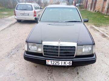 Mercedes-Benz E-Класс W124, S124, C124, A124, 1990 г.