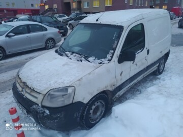 Citroen Berlingo I · Рестайлинг, 5 мест, 2010 г.