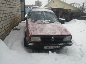 Volkswagen Jetta II, 1988 г.