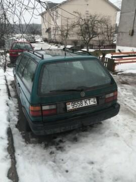 Volkswagen Passat B3, 1992 г.