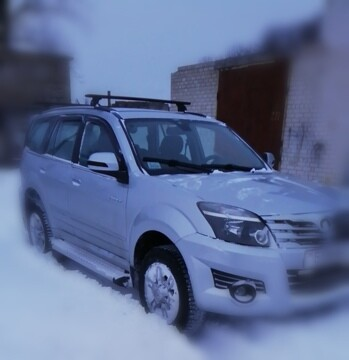 Great Wall Hover H3 I, 2011 г.
