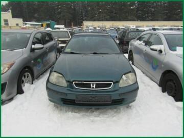 Honda Civic VI, 1996 г.